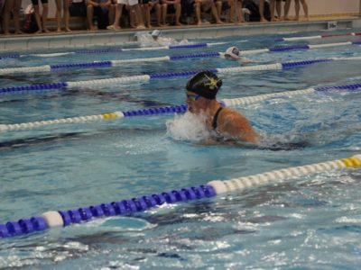 Army swimming