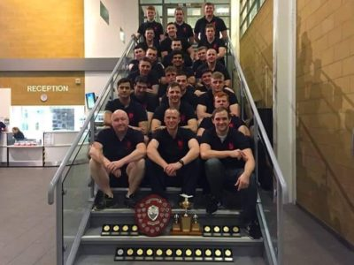 Infantry team of the year March 18