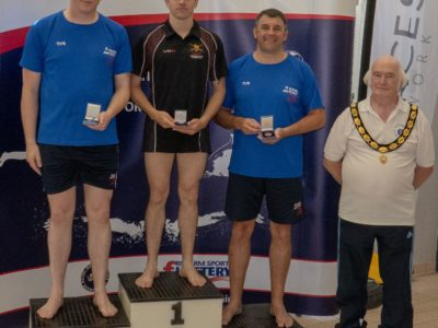 Inter services Mens Diving