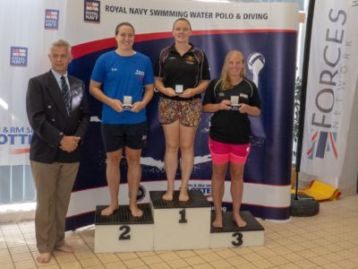 Inter-services Womens Diving